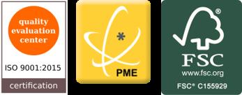 qualidade PME FSC pequeno